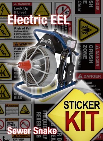 Electric Eel Drain Snake Electric Eel Sewer Snake