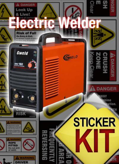 welder safety stickers
