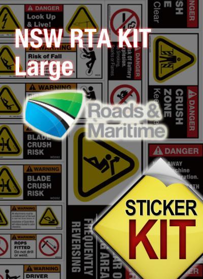 RTA kit for NSW