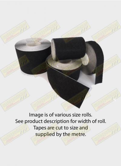 Non-slip tread tape