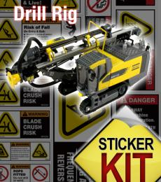 drill rig safety kit