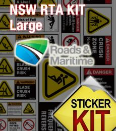 RTA kit for NSW