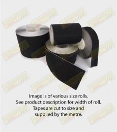 Non slip adhesive tape